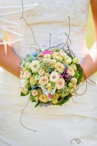Detailfoto vom Brautstrauss aufgenommen vom Hochzeitsfotograf Berlin Marc Birkhoelzer www.hochzeitsaufnahmen.com