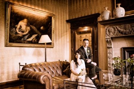 Hochzeitsfotografie im fünf Sterne Schlosshotel Grunewald durch den Hochzeitsfotograf Berlin Marc Birkhoelzer www.hochzeitsaufnahmen.com