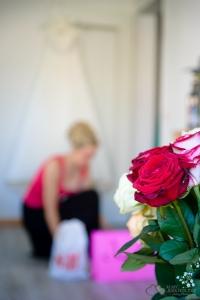 Brautvorbereitungen fotografiert vom Hochzeitsfotograf Berlin Marc Birkhoelzer www.hochzeitsaufnahmen.com