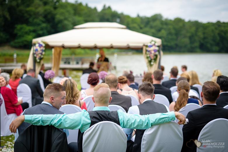 Hochzeit am See in Alt Madlitz