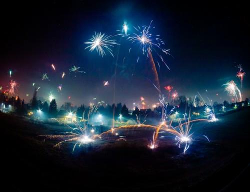 Ein herzliches Willkommen im Jahr 2014!