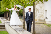 Hochzeitsfotos im Schloss Koepenick
