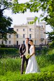 Tagesbegleitung einer Hochzeit im traumhaften Ambiente des Schloss Steinhöfel fotografiert vom Hochzeitsfotograf Berlin Marc Birkhoelzer www.hochzeitsaufnahmen.com