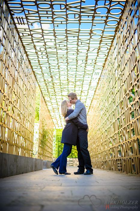 Der Hochzeitsfotograf in Berlin Marc Birkhölzer fotografiert auch sogenannte engagement-photoshootings